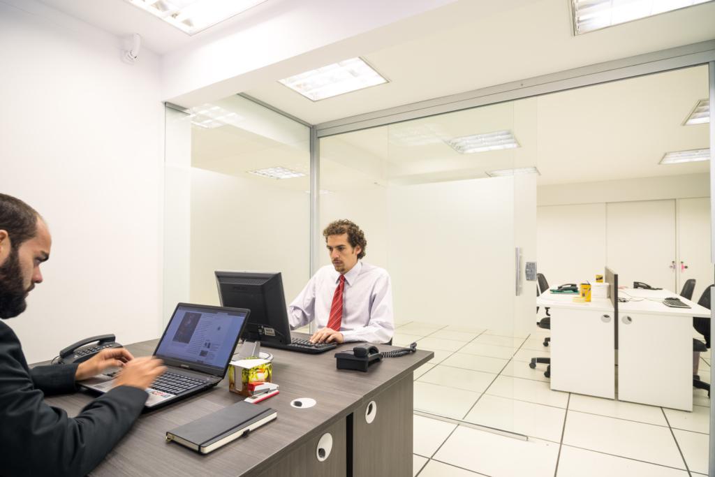 Salas-Privativas em coworking no centro de bh